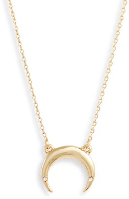 Uncommon James by Kristin Cavallari Crescent Necklace
