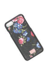 Dolce & Gabbana Flower Print Dauphine Phone Case