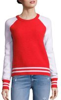 Rag & Bone Jana Merino Wool Colorblock Sweater