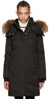Mackage Black Down Kerry Parka