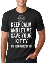Silk Road Tees Firefighter T-Shirt Funny Firefighter Occupation Tee Shirt