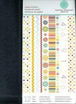 Martha Stewart Bright Paper All Occasions Border Pad