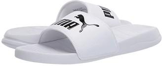 Puma Popcat White Black 1) Men's Sandals