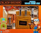 Black & Decker Black+Decker 11-pc. Toy Tools