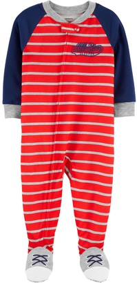 Carter's Baby Boy Footed Pajamas