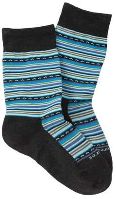 FEETURES SOCKS Horizon Crew Socks