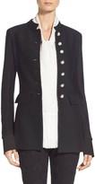 St. John Newport Stitch Knit Jacket