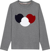 Moncler Logo long-sleeved top 4-14 years