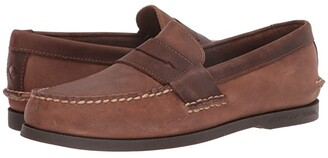 Sperry A/O Penny Wild Horse (Sahara/Sonora) Men's Shoes