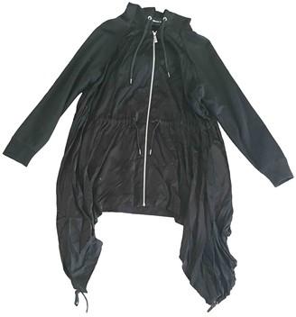Barbara Bui Black Leather Knitwear for Women