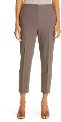 Club Monaco Cropped Cigarette Pants