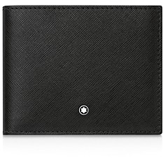 Montblanc Sartorial Leather Wallet 6cc