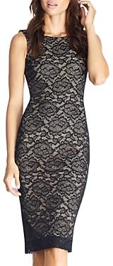 Dress the Population Kendra Lace Sheath Dress