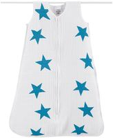 Aden Anais Aden + Anais Blue Star Print Sleeping Bag