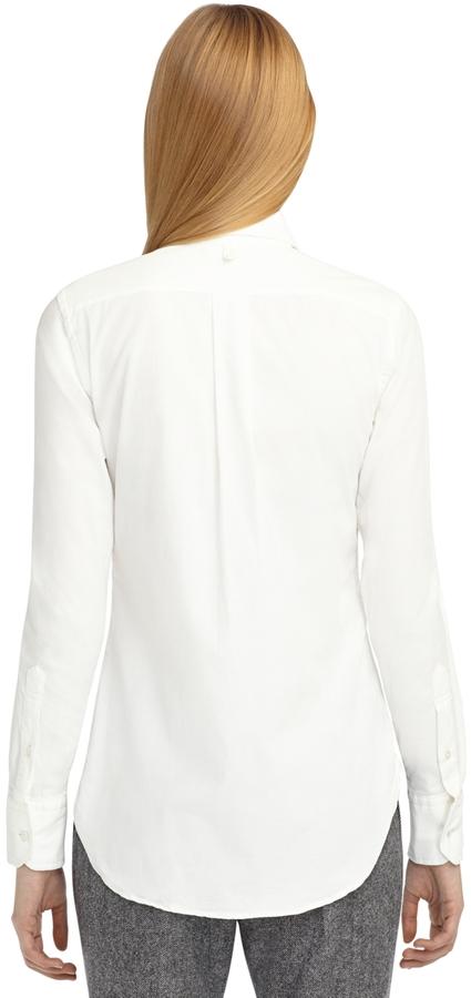Brooks Brothers Corduroy Button-Down Shirt