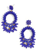 BaubleBar Women's Leticia Beaded Drop Earrings