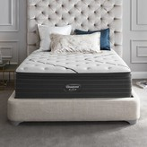 """Simmons L-Class 15"""" Plush Pillow Top Mattress and Box Spring Mattress Size: Queen, Box Spring Height: Low Profile"""