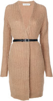 Golden Goose Deluxe Brand belted cardigan - women - Polyamide/Mohair/Virgin Wool - S
