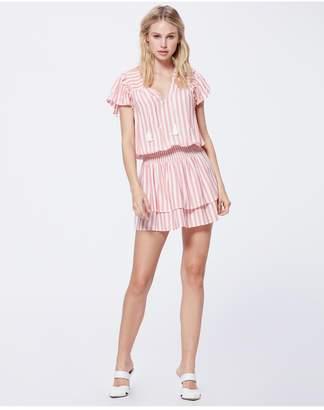Paige Cristina Dress - Watermelon Cove Stripe