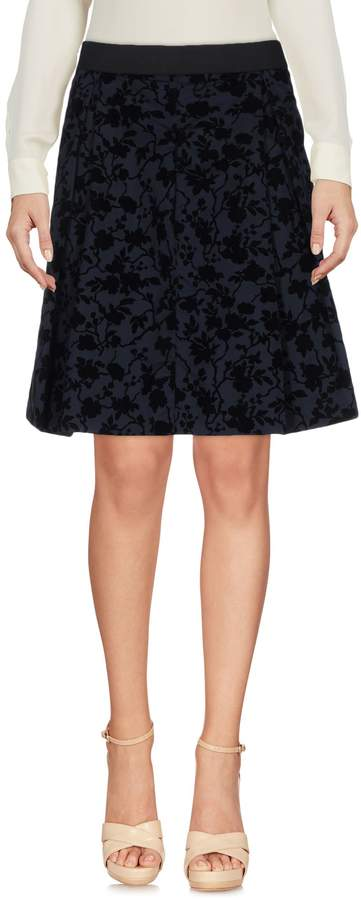 P.A.R.O.S.H. Knee length skirts - Item 35317402