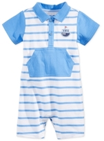 First Impressions Striped Boat Sunsuit, Baby Boys (0-24 months)