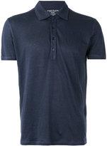 Majestic Filatures classic polo shirt - men - Linen/Flax/Spandex/Elastane - XXL