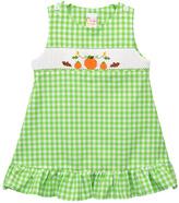 Green Pumpkin Smocked Jumper - Infant, Toddler & Girls