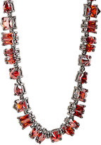 Fallon WOMEN'S JAGGED EDGE NECKLACE-SILVER