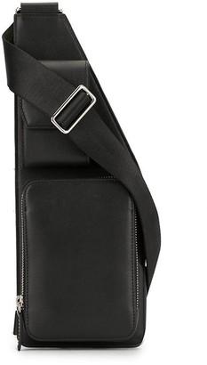 Ports V Two Pocket Shoulder Bag