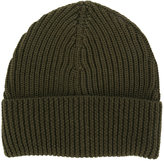 Maison Margiela ribbed beanie - men - Wool - M