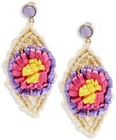 RED Valentino Women's Multicolored Dangle & Drop Earrings