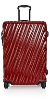 Tumi 19 Degree Red Short Trip Packing Case - 100% Exclusive