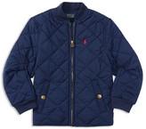 Ralph Lauren Boys' Diamond Quilted Jacket - Sizes 2-7