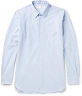 Comme Des Garçons Shirt - Striped Cotton-poplin Shirt