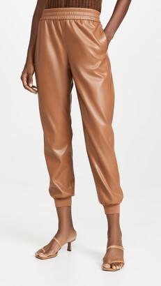 Pete Vegan Leather Pants