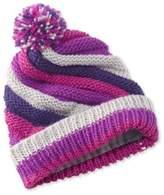 L.L. Bean Girls' Snowscape Twist Hat