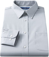 Croft & Barrow Men's Classic-Fit Solid Broadcloth Button-Down Collar Dress Shirt