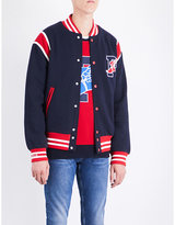Polo Ralph Lauren Stadium Collection cotton-blend bomber jacket