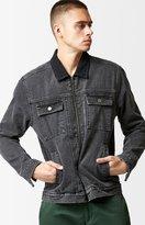 RVCA Bando Denim Zip Jacket