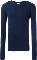 S.N.S. Herning Carbon jumper - men - Cotton/Spandex/Elastane - M