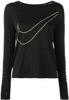 Nike Breathe City jersey top