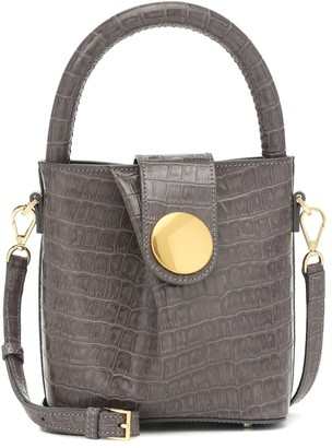 Elleme Exclusive to Mytheresa Buck Small leather tote