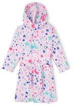 NEW Tilii Essentials Hooded Gown Pink