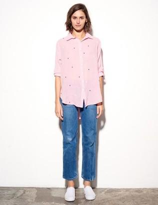 Sundry Stars Shirt Peony - S - Pink