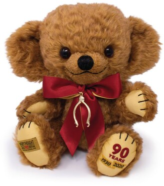 Merrythought 90th Anniversary Cheeky Teddy Bear (33cm)