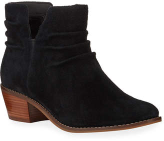 Cole Haan Alayna Slouchy Suede Ankle Booties