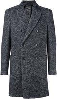Dondup herringbone coat