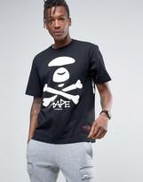 AAPE BY A BATHING APE AAPE By A Bathing Ape T-Shirt With Large Logo