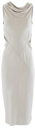 Rick Owens Skorpio Maxi Dress