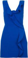 MSGM ruched dress